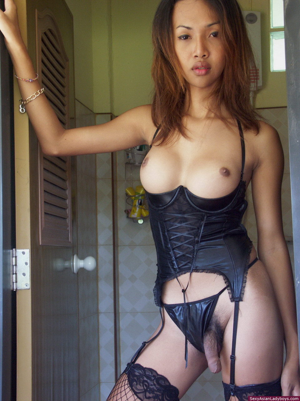 Think already pajamas asian ladyboys that